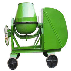 Commercial Concrete Mixer Machine