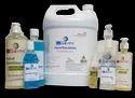 Gel And Liquid Sanitizer 100 ML