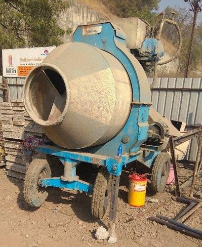 Construction Machineries Rental Reversible Concrete
