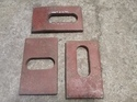 Solt Type Rail Clamp Red Oxied