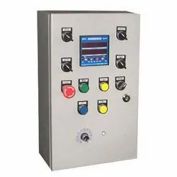 Mild Steel Electric Control Panel
