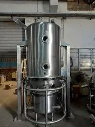 Automatic Stainless Steel Fluid Bed Dryer Machine