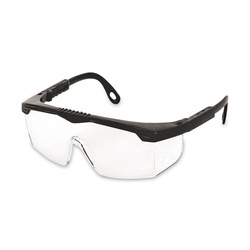 Zoom Clear Safety Goggle