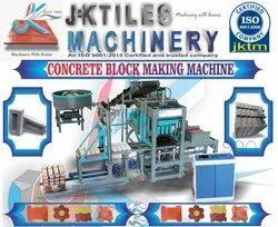 Bricks Paver Block Machine