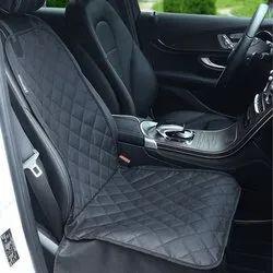 Four Wheeler Black PU Leather Car Seat Cover
