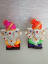 Ganesha Idols For Car Dashboard