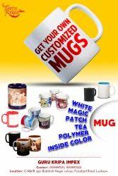 Subblimation mug