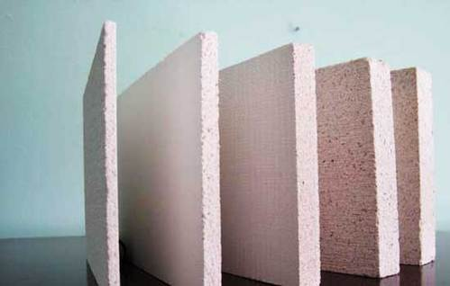 Cement Panel Partition Materials Mgo Board Exporter From