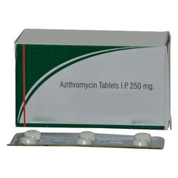250 mg Azithromycin Tablets Third Party/Contract Manufacturing
