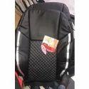 Black Pu Leather Maruti Vitara Brezza Car Seat Cover