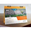 Paper Table Top Calendar