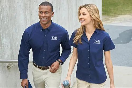 Corporate Uniform with Company Logo