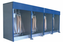 Automatic Spray Cabinet