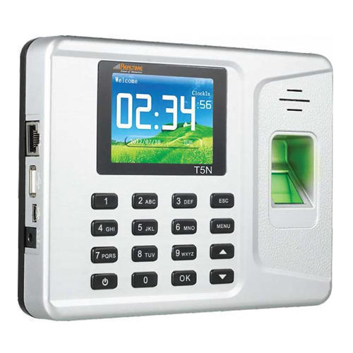 Digital Attendance Security System - Isha Enterprises, Pune | ID