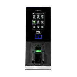 Multi Biometric Finger Vein Standalone Access Control System