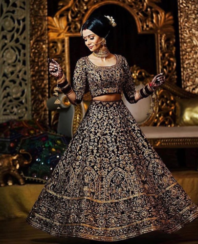 f860351a73 Wedding Lehengas - Wedding Lehenga Manufacturer from Bengaluru