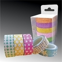 Premier Double Sided Decorative Paper Tapes, For Industrial, Size: 2 Inch
