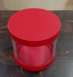 Gift Packaging Box (Round Shape)