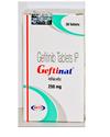 Geftinat 250mg, Packaging Type: Bottle
