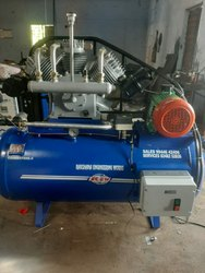 15hp high pressures compressor