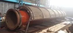 Waste Tyre Semi Continuous Pyrolysis Plant