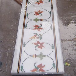 Marble Floor Border