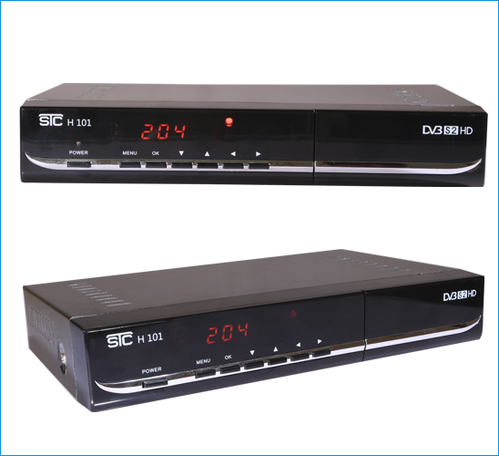 Set-Top Box (STB) H-101, Digital Set Top Box, Digital TV Boxes, Digital  Television Boxes, Free to Air Set Top Box, TV Box - Sapawadiya Corporation,