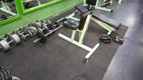 Most affordable gym flooring home flooring ideas for Most inexpensive flooring