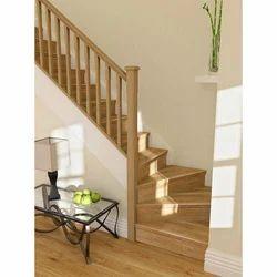 Modular Wood Staircase