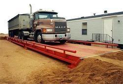 Fully Electronic Truck Weighbridge