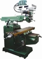 PRECICUT Milling Machine, Table Size: 1270 X 254 From 1370 X 254