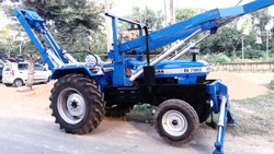 Electric Pole Lifter & Post Hole Digger