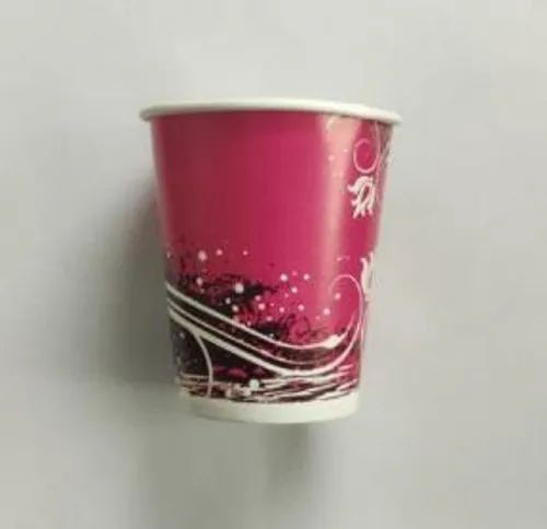 250 mL Paper Printed Premium Glass