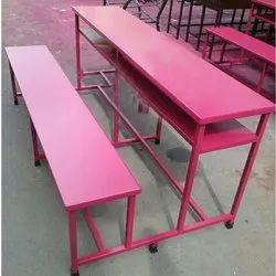 Capella Pink School Desk
