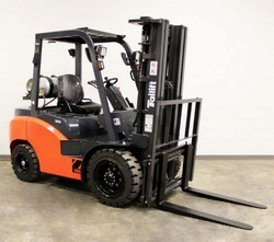 Used Equipments Forklift Services