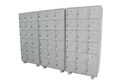 Mild Steel Lockers