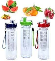 Fruit Infuser Water Detox Bottle 700/800 Ml