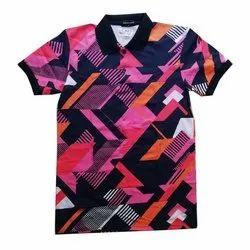 CKL Cotton Designer Men Polo T Shirt, Size: M - XXL