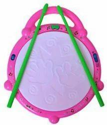 Plastic Drum Toy 8-4