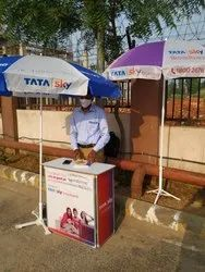 Fiber optic cable Tata Sky DTH Broad Band Services, in Gurgaon