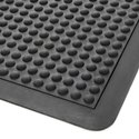 Anti Fatigue Mat (Ergonomics Mat) Semi Circle design 3 Ft X 4 Ft approx)