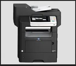 Konica Minolta Photocopy Machine in Ahmedabad, कोनिका