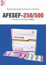 Cefuroxime 500 mg ( Monocarton Pack ) 1x10