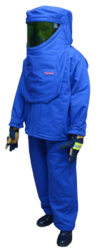 ARC Flash Suit 40 Cal/cm2 Kit