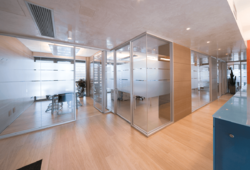 ORB Partitions Corporate interior Designing Service