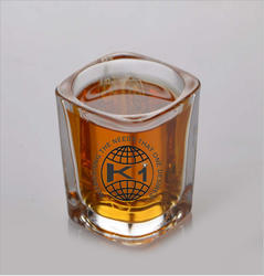 Shot & Whisky Glass