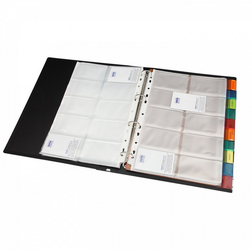 Business cards holder 500 cards bc807 at rs 498 piece business business cards holder 500 cards bc807 colourmoves
