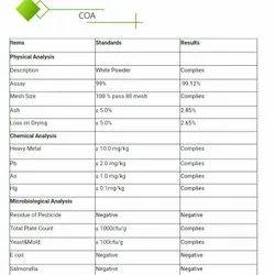 Tranexamic Acid API