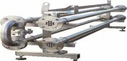 Polished Stainless Steel Heat Exchanger Fabrication