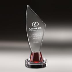 Lexus Crystal Trophy